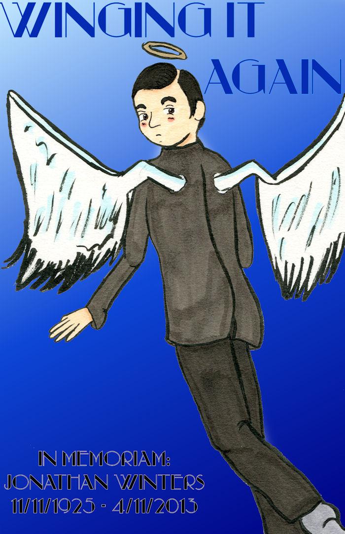 In Memoriam: Jonathan Winters