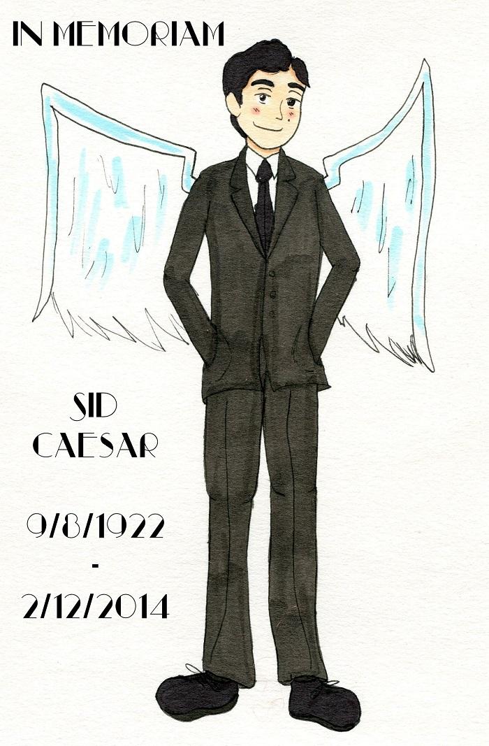 In Memoriam: Sid Caesar